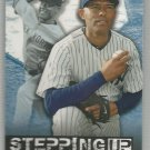 2015 Topps Baseball Stepping Up Mariano Rivera (Yankees) #SU-6