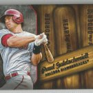 2015 Topps Baseball Heart of the Order Paul Goldschmidt (Diamondbacks) #HOR-19