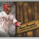 2015 Topps Baseball Heart of the Order Ryan Howard (Phillies) #HOR-14