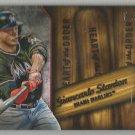 2015 Topps Baseball Heart of the Order Giancarlo Stanton (Marlins) #HOR-10