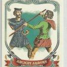 """2015 Topps Allen & Ginter Baseball Ancient Armory """"Quarterstaff"""" #AA-3"""