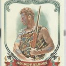 "2015 Topps Allen & Ginter Baseball Ancient Armory ""Claymore"" #AA-11"