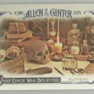 """2015 Topps Allen & Ginter Baseball What Once Was Believed """"Alchemy"""" #WAS-5"""
