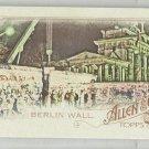 2015 Topps Allen & Ginter Baseball Mini Fall of the Berlin Wall (Landmark) #302