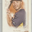 2015 Topps Allen & Ginter Baseball Mini Jose Altuve (Astros) #140