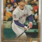 2015 Topps Update & Highlights Baseball Pride & Preseverance George Springer (Astros) #PP-3