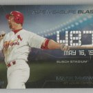 2015 Topps Update & Highlights Tape Measure Blasts Mark McGwire (Cardinals) #TMB-3