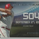 2015 Topps Update & Highlights Tape Measure Blasts Adam Dunn (Diamondbacks) #TMB-8
