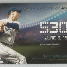 2015 Topps Update & Highlights Tape Measure Blasts Ted Williams (Red Sox) #TMB-14