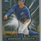 2015 Bowman Draft Picks & Prospects Chrome Bowman Scouts Fantasy Impact Kyle Zimmer (Royals) #BSI-KZ