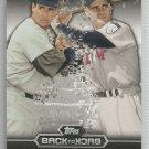 2016 Topps Baseball Back to Back Ted Williams & Bobby Doerr (Red Sox) #B2B-13