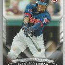 2016 Bowman Baseball Sophomore Standouts Francisco Lindor (Indians) #SS-4