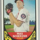 2016 Heritage Baseball New Age Performers Max Scherzer (Nationals) #NAP-MSC