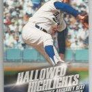 2016 Topps Baseball Hallowed Highlights Sandy Koufax (Dodgers) #HH-5