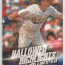 2016 Topps Baseball Hallowed Highlights Robin Yount (Brewers) #HH-13