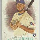 2016 Topps Allen & Ginter Baseball Nomar Mazara RC (Rangers) #222