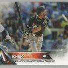 2016 Topps Update Baseball CL Ichiro Suzuki (Marlins) #US260