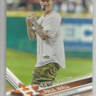 2017 Topps Baseball First Pitch Paul Wall (Musician / Astros) #FP-11