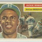 2017 Topps Baseball Rediscover Topps Rookie reprint Jackie Robinson (Dodgers)