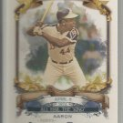2017 Allen & Ginter What A Day Hank Aaron (Braves) #WAD-3