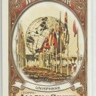 2017 Allen & Ginter World's Fair - 1965 New York Unisphere #WF-12