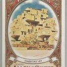 2017 Allen & Ginter World's Fair - 1967 Montreal Canada Habitat 67 #WF-19