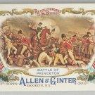2017 Allen & Ginter Revolutionary Battles - Battle of Princeton #RB-6