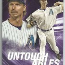 2017 Topps Update Baseball Untouchables Randy Johnson (Diamondbacks) #U-19
