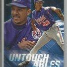 2017 Topps Update Baseball Untouchables Pedro Martinez (Expos) #U-1