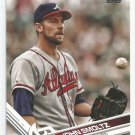 2017 Topps Update Baseball SP Photo Variation John Smoltz (Braves) #US182