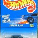 1997 Hot Wheels Jaguar XJ40 Coll #609