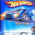 "2004 Hot Wheels ""Rebel Rides""  W-Oozie #3 of 5 in Series"