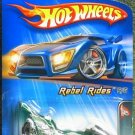 "2004 Hot Wheels ""Rebel Rides""  Fright Bike 5 of 5 in Series"