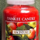 "Yankee Candle ""Macintosh"" 22oz. Housewarmer Candle"