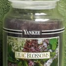 "Yankee Candle ""Lilac Blossoms"" 22oz. Housewarmer Candle"
