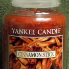"Yankee Candle ""Cinnamon Stick"" 22oz. Housewarmer Candle"