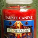 "Yankee Candle ""Home For The Holidays"" 22oz. Housewarmer Holiday Candle"