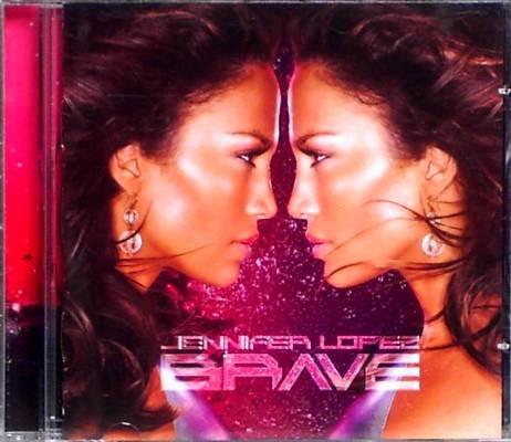 """Jennifer Lopez """"Brave"""" Music CD   Used"""
