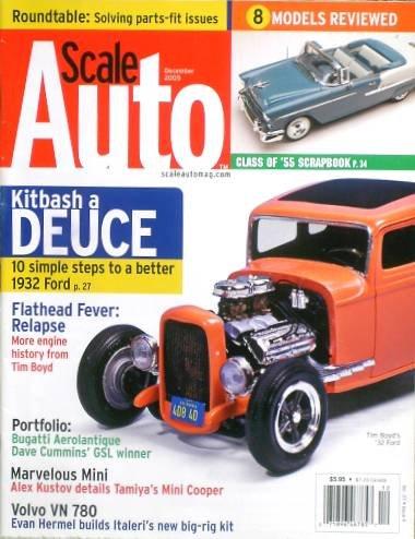 Scale Auto December 2005 Issue 4 Volume 27
