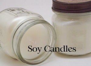 Soy Candles - Vanilla Bliss