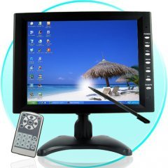 10.4 Inch Touchscreen LCD with VGA