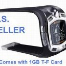 Touch Screen Unlocked Tri-Band mp4 camera PDA Watch Phone M810 ( M800 upgraded)