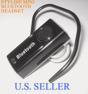 Jawbone Style Universal Mini Bluetooth Headset Compatible with any bluetooth enabled phones