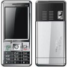 New X12 Quad band Dual Sim Standby Touch Screen Unlocked Cell Phone 1GB. TF
