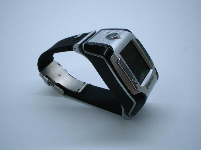 Brand New T918 Unlocked Dualband Watch Mobile Phone Bluetooth Camera PDA MP3 MP4 ( W100 style)