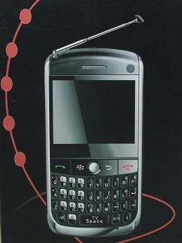 NEW 8310V Dualsim QWERY Keypad JAVA  TV Quadband Unlock  Cell Phone 1GB. TF, Black Berry Style