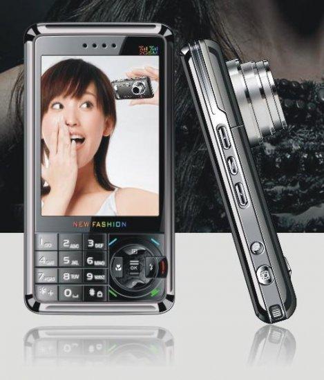 Xin tai T1000i Dual SIM Card Phone With TV & Bluetooth zoomer lens