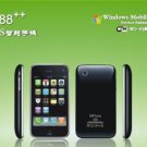 M88++ Smart Phone quad-band  dual camear windows mobile 6.1 google map built-in GPS  java wifi