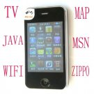 PK168 quad-band dual sim dual standby java  wifi phone