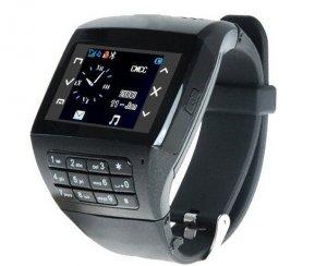 Free Tek EG200 Watch Cell Phone Touch Screen BluetoothMP3/MP4 FM